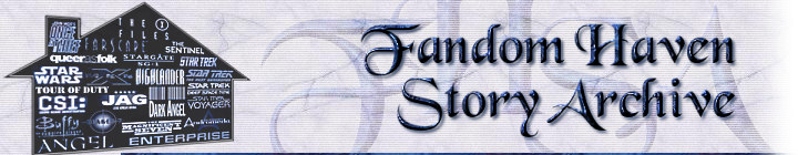 Fandom Haven Story Archive header