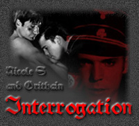 Interrogation by Nicole S and Orithain