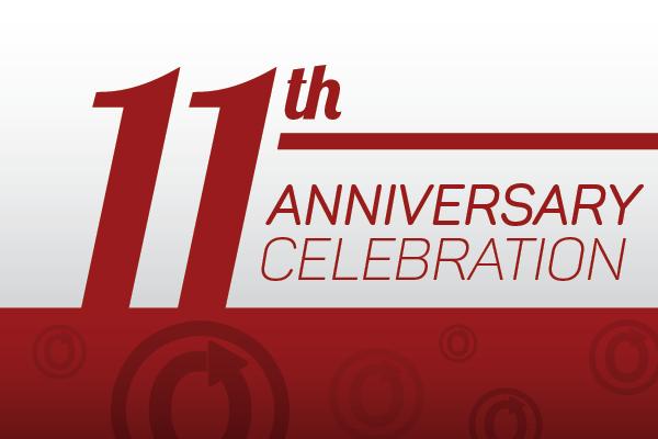 OTW 11th anniversary banner