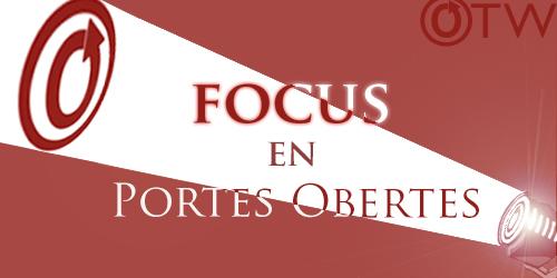 Focus en el Projecte de Portes Obertes