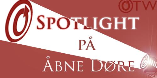 Spotlight Open Doors header