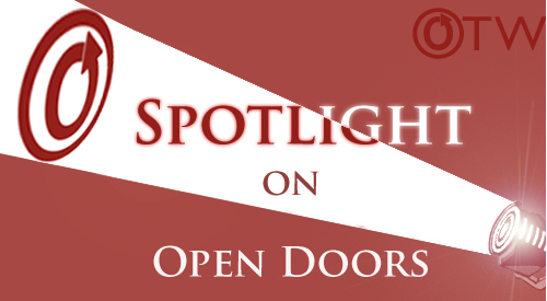 Spotlight on Open Doors banner