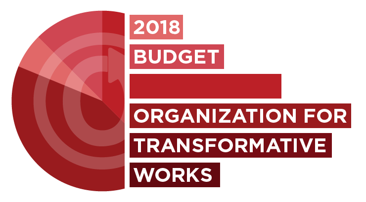 Organization for Transformative Works: 2018 Budget Update