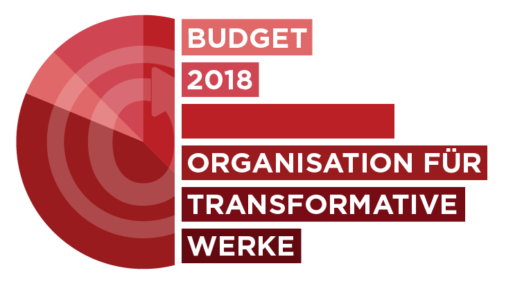 Organisation für Transformative Werke: 2018 Budget Update