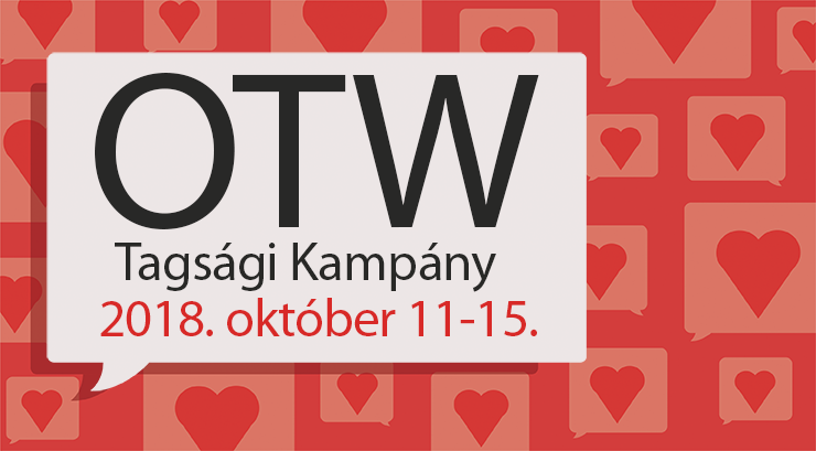 Szervezet a Transzformatív Munkákért Tagsági Kampány, 2018. október 11–15
