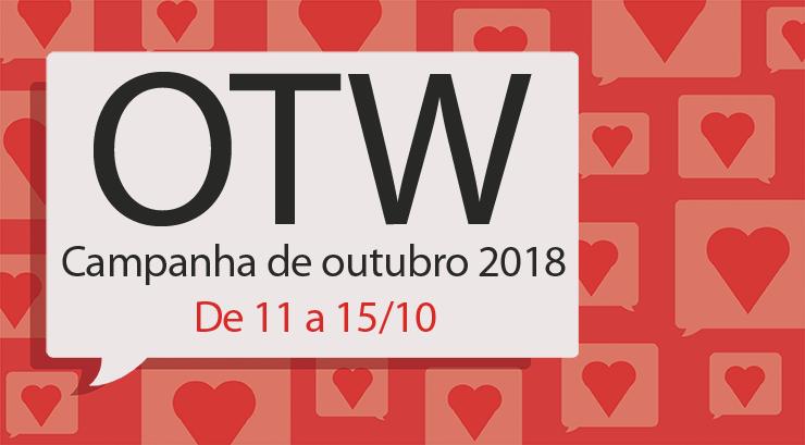 Organização para Obras Transformativas, Campanha de Outubro, 11-15, 2018