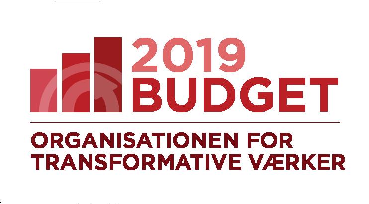 Organisationen for Transformative Værker: Opdateret budget for 2019