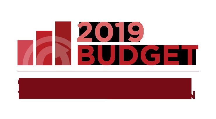 Organisatie voor Transformatieve Werken: budget 2019