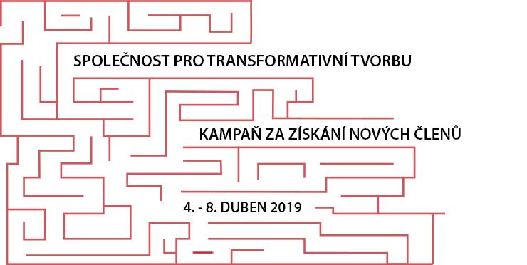Kampaň za získání nových členů Organizace pro transformativní tvorbu, 4.-8. dubna 2019