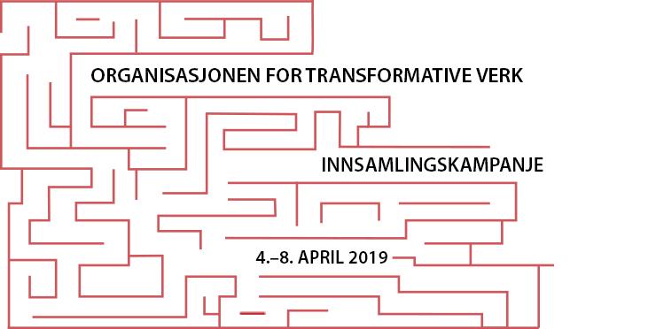 Organisasjonen for transformative verks innsamlingskampanje, 4.–8. april 2019