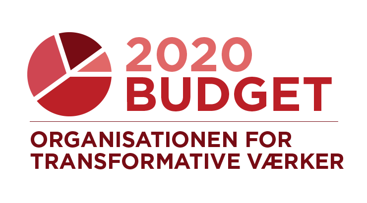 Organisationen for Transformative Værker: Opdateret budget for 2020