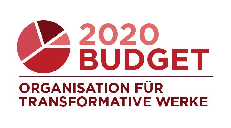 Organisation für Transformative Werke: Budget 2020