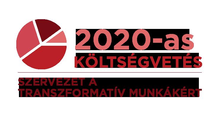 Szervezet a Transzformatív Munkákért: 2020-as Költségvetés Frissítés