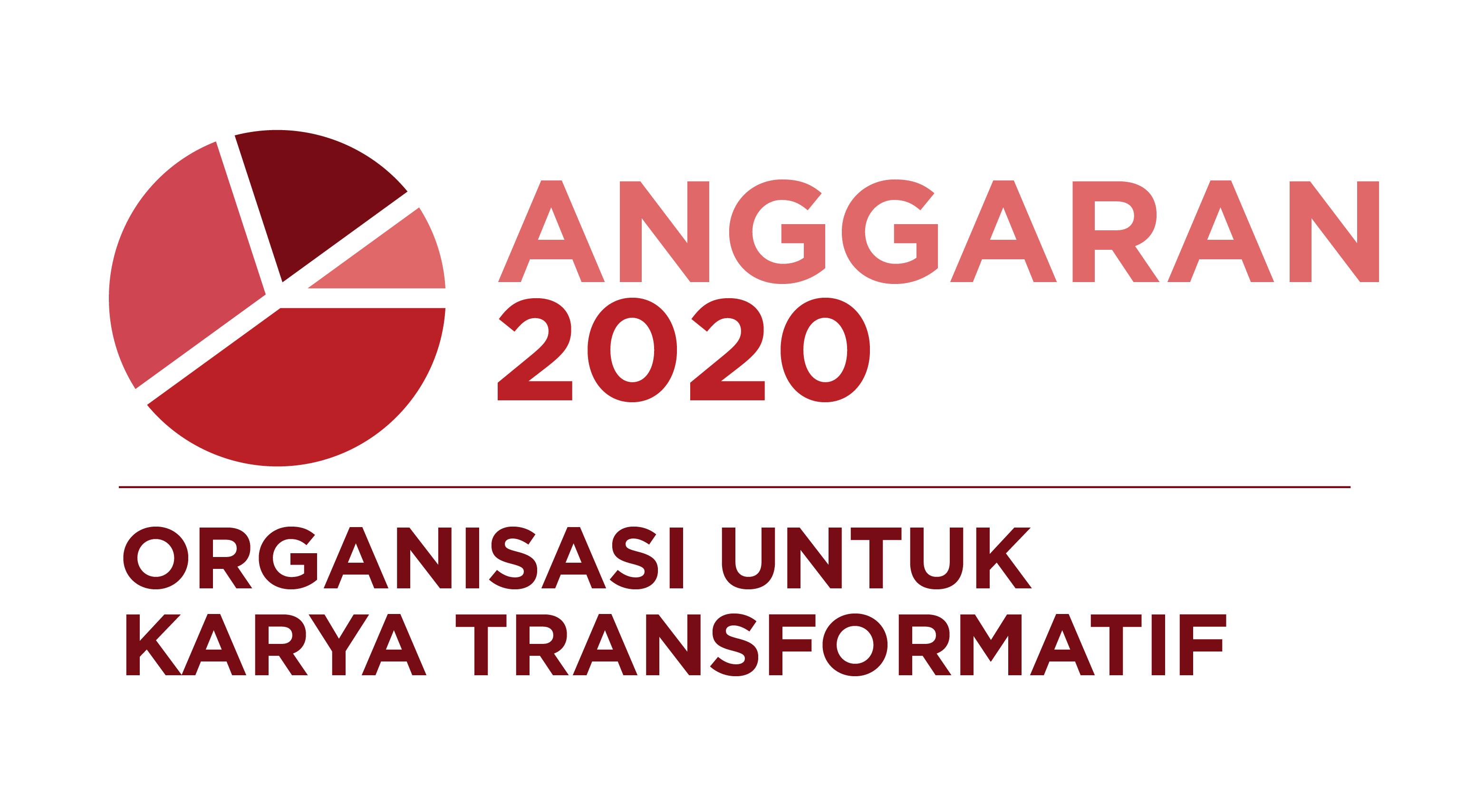 Organisasi untuk Karya Transformatif: Pembaruan Anggaran 2020