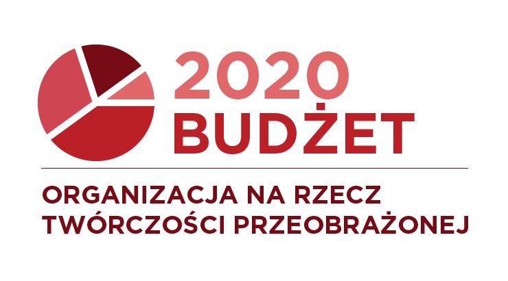Organizacja na rzecz Twórczości Przeobrażonej: Aktualizacja Budżetu 2020