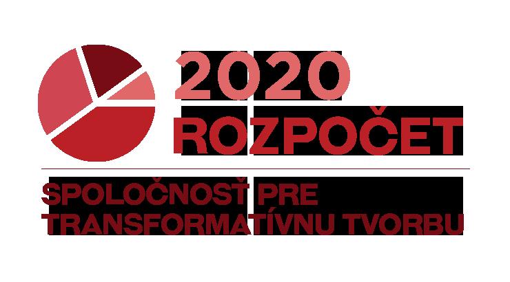 Spoločnosť pre transformatívnu tvorbu: Aktualizovaný rozpočet na rok 2020