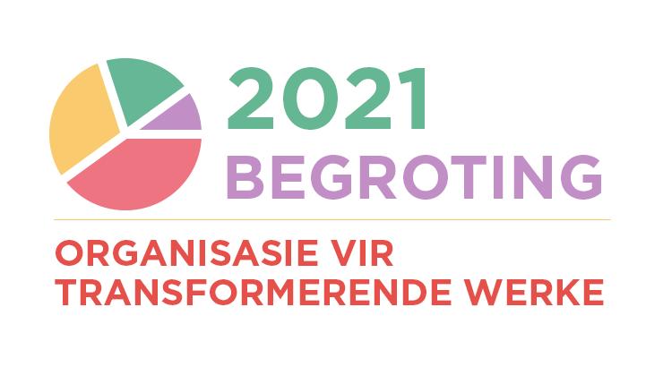 Organisasie vir Transformerende Werke: 2021 Begroting