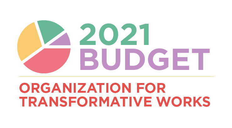 Organization for Transformative Works: 2021 Budget