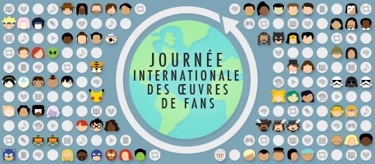 Journée Internationale des Œuvres de Fans