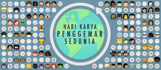 Hari Karya Fans Internasional (International Fanworks Day)