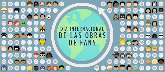 Día Internacional de las Obras de Fans
