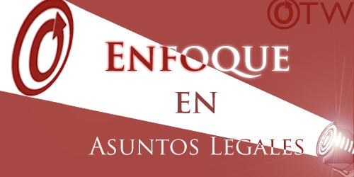Enfoque en asuntos legales