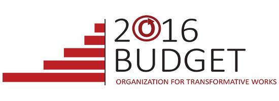2016 OTW budget