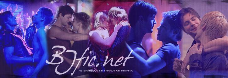 The Brian/Justin Fanfiction Archive banner