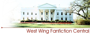 West Wing Fanfiction Central Banner